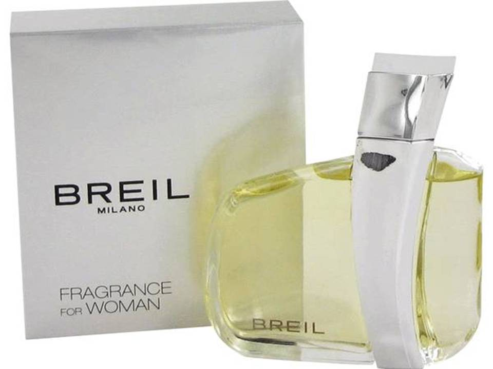 Breil Milano Fragrance for Woman EDT TESTER 100 ML.