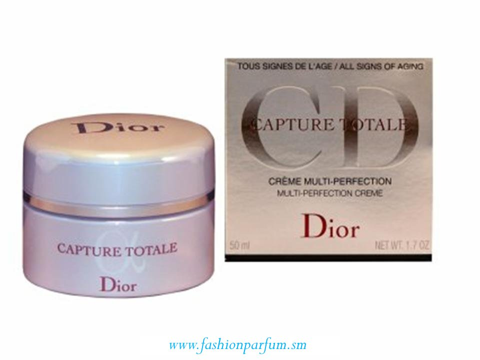 CAPTURE TOTALE CREME MULTI-PERFECTION by DIOR 60 ML.