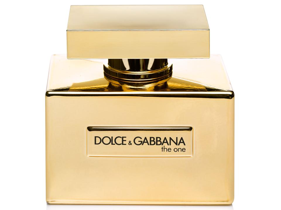 The One Donna Golden Edition by Dolce&Gabbana EDP TESTER 75 ML.