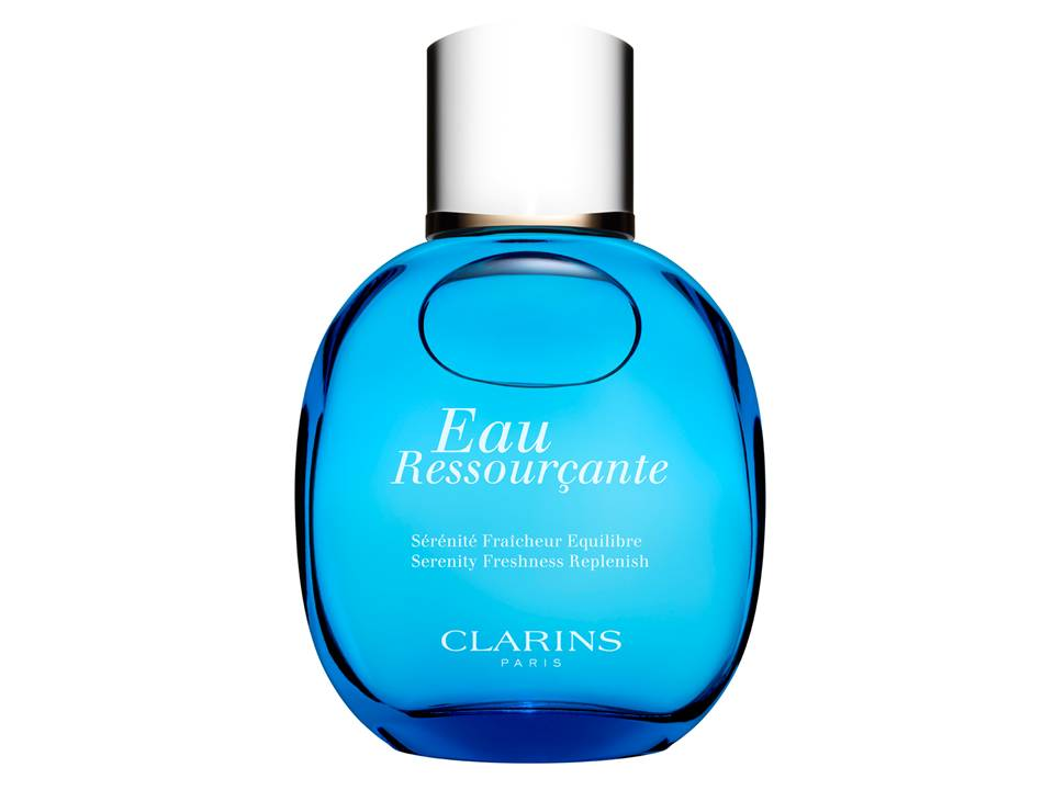 Eau Ressourcante by Clarins TESTER 100 ML.