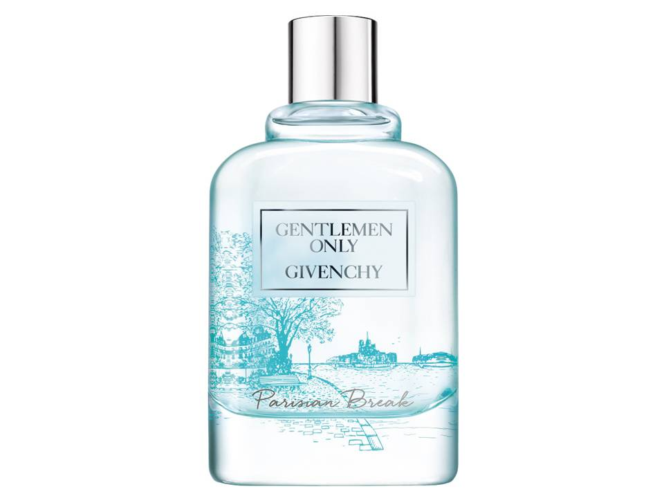 Gentlemen Only Parisian Break by Givenchy EDT TESTER 100 ML.