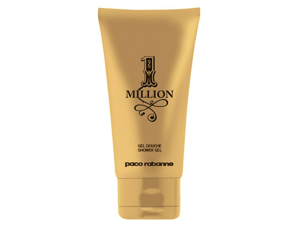 1 Million  Uomo  by Paco Rabanne SHOWER GEL  100 ML.