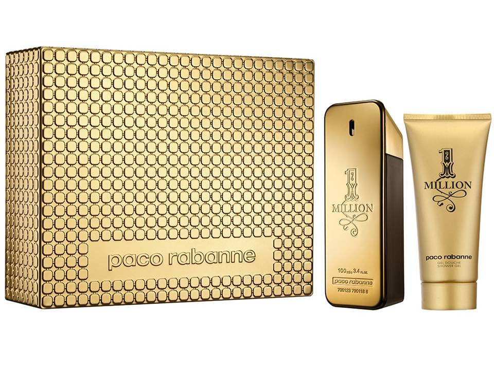 Cofanetto 1 Million Uomo by Paco Rabanne CON SHOWER GEL