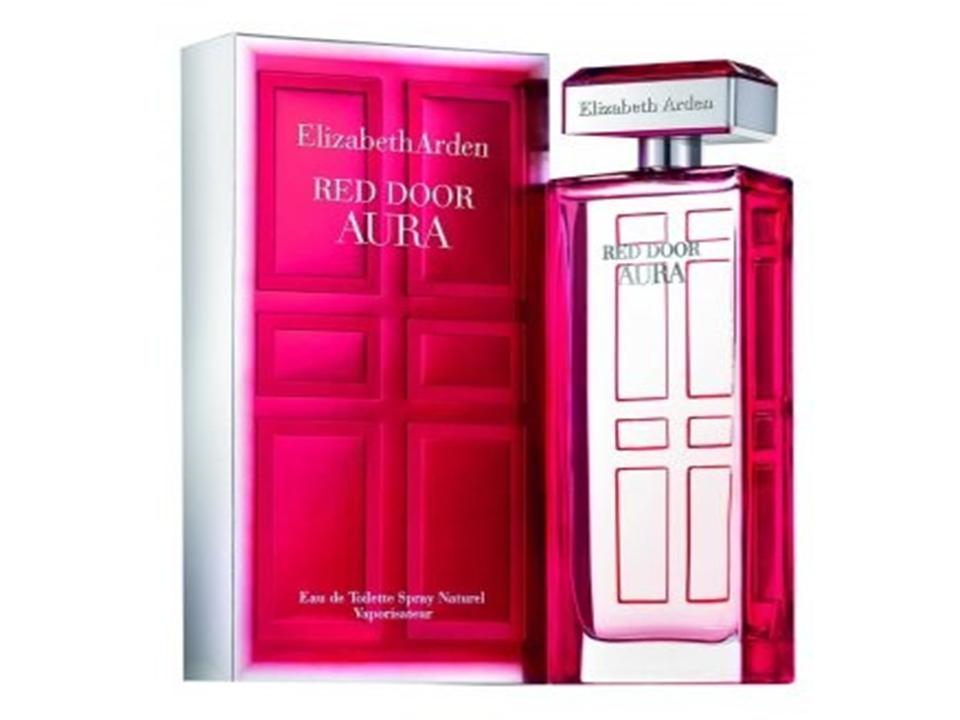 Red Door Aura Donna by Elizabeth Arden EDT TESTER 100 ML.