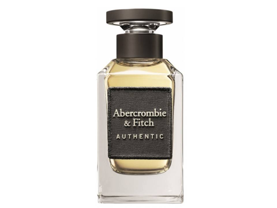 Authentic Man by Abercrombie & Fitch EDT TESTER 100 ML.