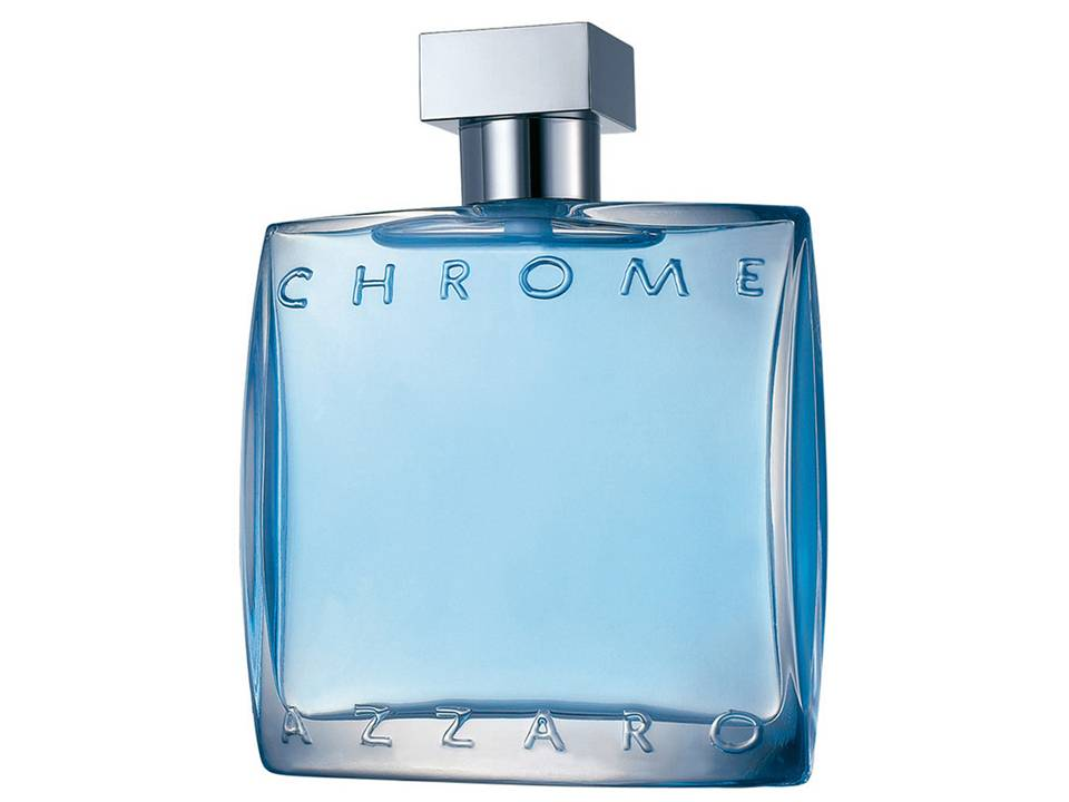 Chrome Uomo by Azzaro EDT NO BOX 100 ML.