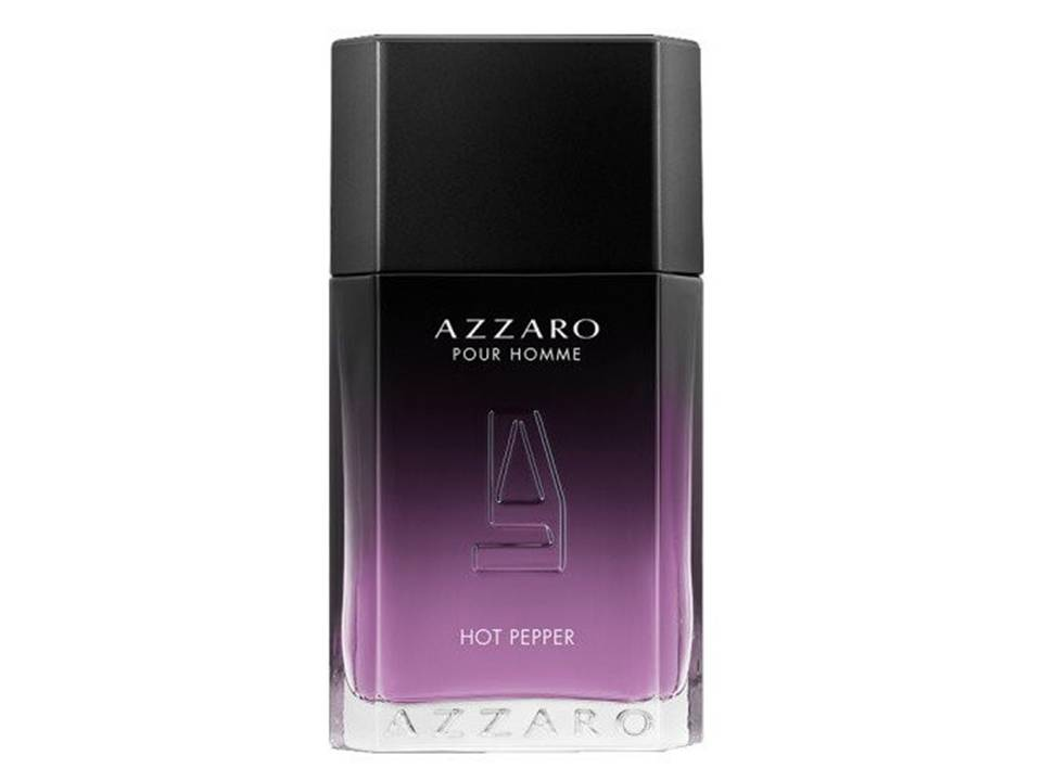 *Azzaro pour Homme  Hot Pepper EDT TESTER 100 ML.