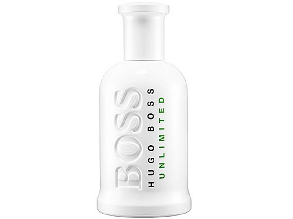 Boss Bottled Unlimited Uomo by Hugo Boss EDT TESTER 100 ML.