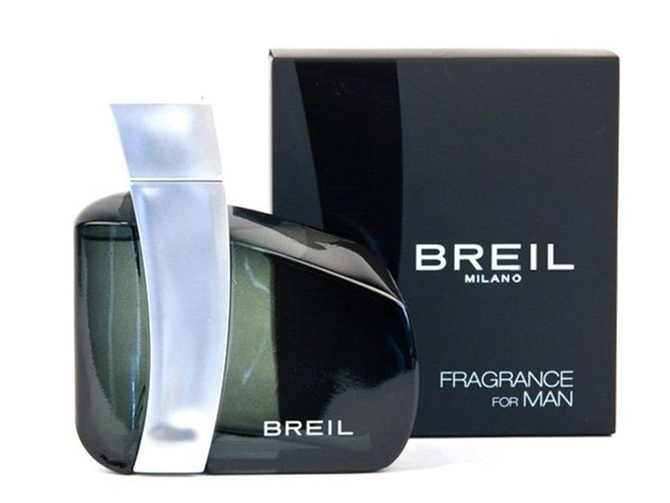 Breil Milano Fragrance for Man EDT TESTER 100 ML.