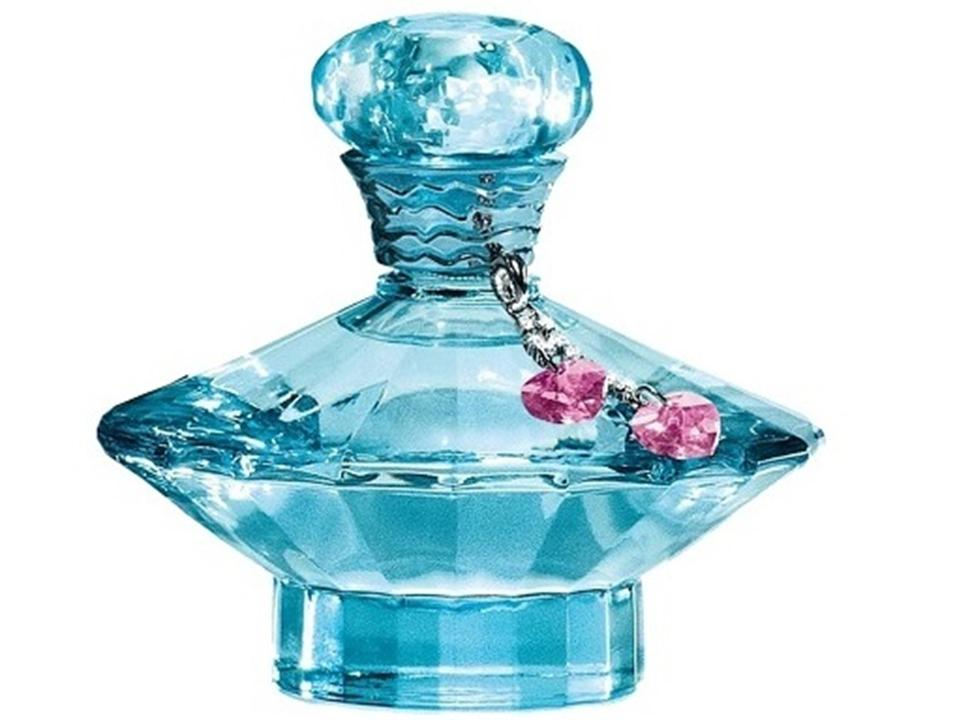 Curious Donna by Britney Spears EDP NO TESTER 100 ML.