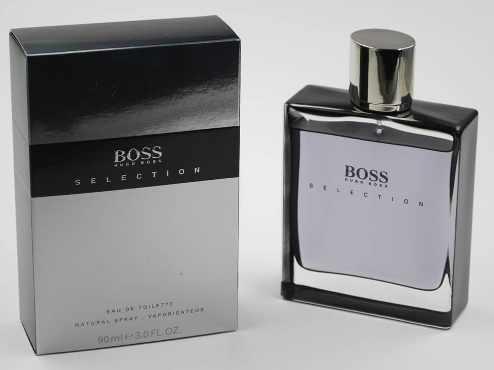 Boss Selection Uomo by Hugo Boss  Eau de Toilette TESTER  90 ML.