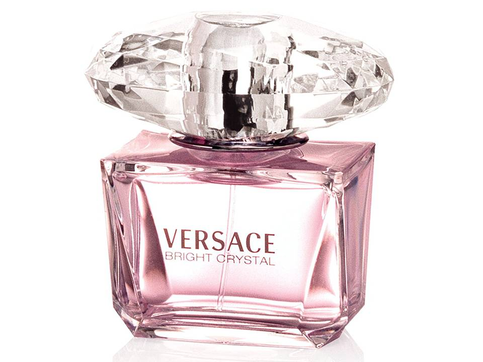 Bright Crystal  Donna by Versace EDT NO BOX  90 ML.
