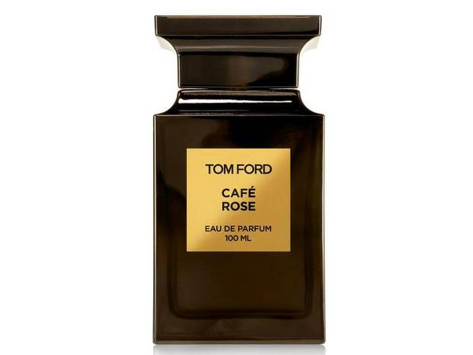 *Cafe Rose by Tom Ford Eau de Parfum TESTER 100 ML.