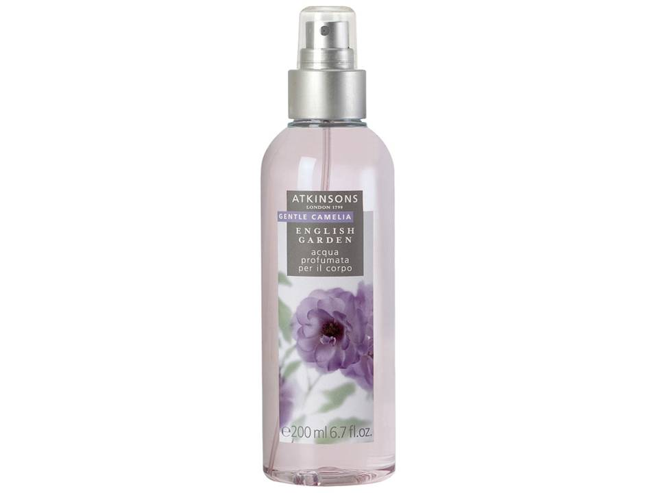 ENGLISH GARDEN - Gentle Camelia Acqua Profumata TESTER 200 ML.