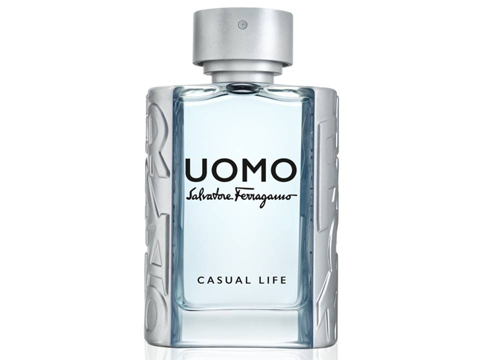 Salvatore Ferragamo UOMO CASUAL LIFE EDT NO BOX 100 ML.