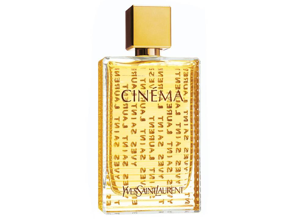Cinema Donna by  Yves Saint Laurent EDP NO BOX 90 ML.