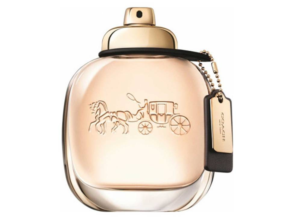 Coach the Fragrance by Coach Eau de Parfum TESTER 90 ML.