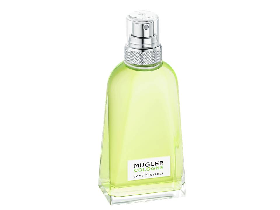 Mugler Cologne COME TOGETHER  Eau de Toilette TESTER  100 ML.