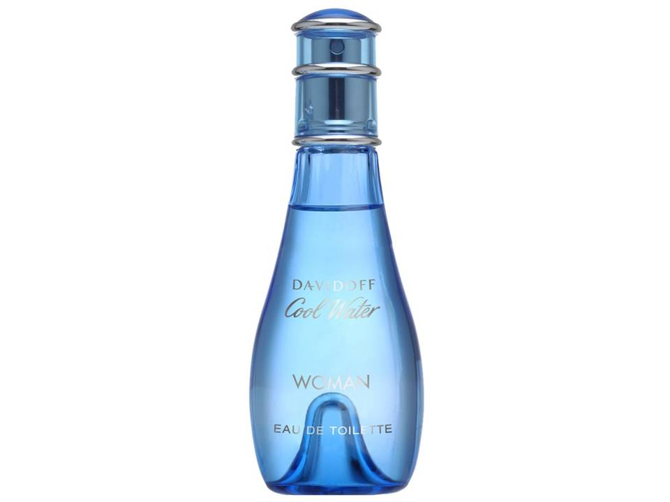 Cool Water  Donna by Davidoff  EDT  NO BOX 100 ML.
