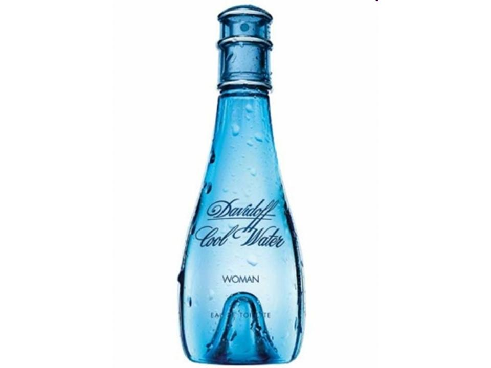 Cool Water Donna by  Davidoff  EDT  NO TESTER 100 ML.