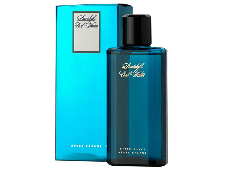 Cool Water Uomo  by  Davidoff  DOPO BARBA 125 ML.