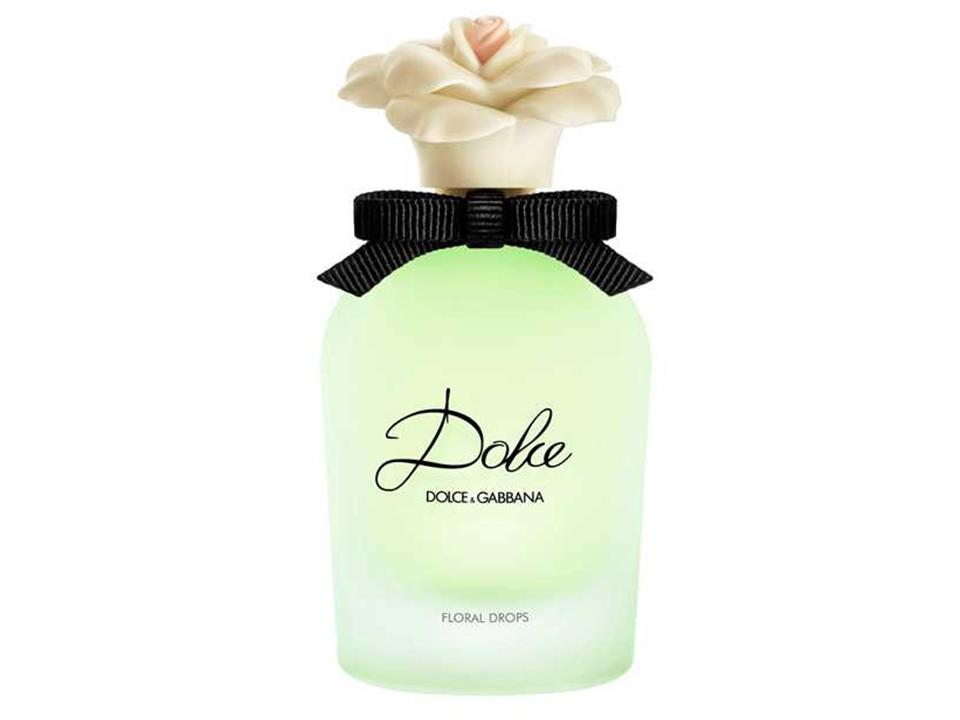 Dolce Floral Drops - Donna by Dolce&Gabbana EDT TESTER 75 ML.
