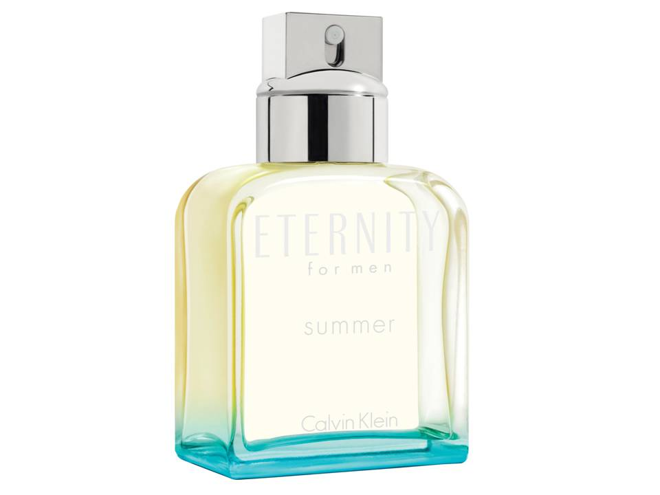 Eternity Summer 2015 Uomo by Calvin Klein EDT TESTER 100 ML.