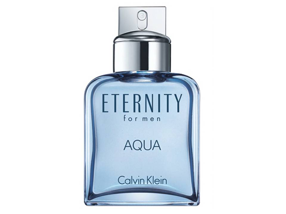 Eternity Aqua  for Men by Calvin Klein  EDT TESTER 100 ML.
