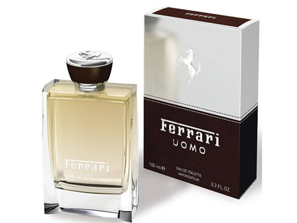 Ferrari Uomo by Ferrari EDT NO BOX 100 ML.