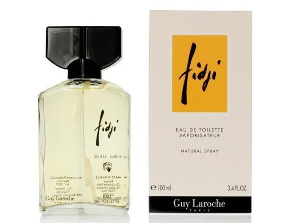 Fidji Donna   by Guy Laroche EDT  TESTER  100 ML.