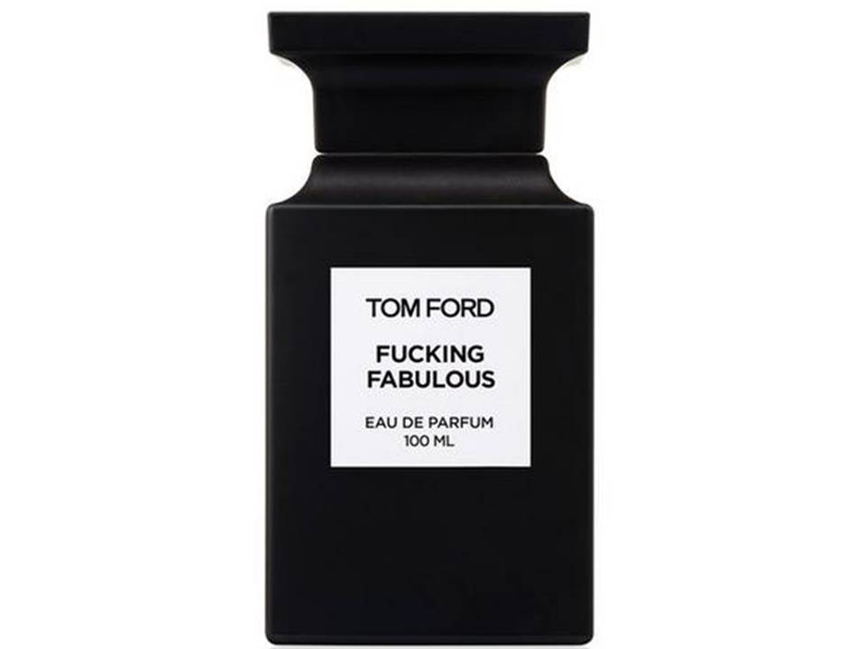 *Fucking Fabulous by Tom Ford Eau de Parfum TESTER 100 ML.