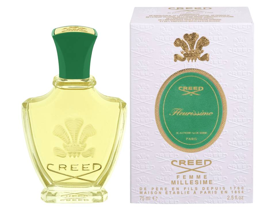 Fleurissimo by Creed NO TESTER 75 ML.