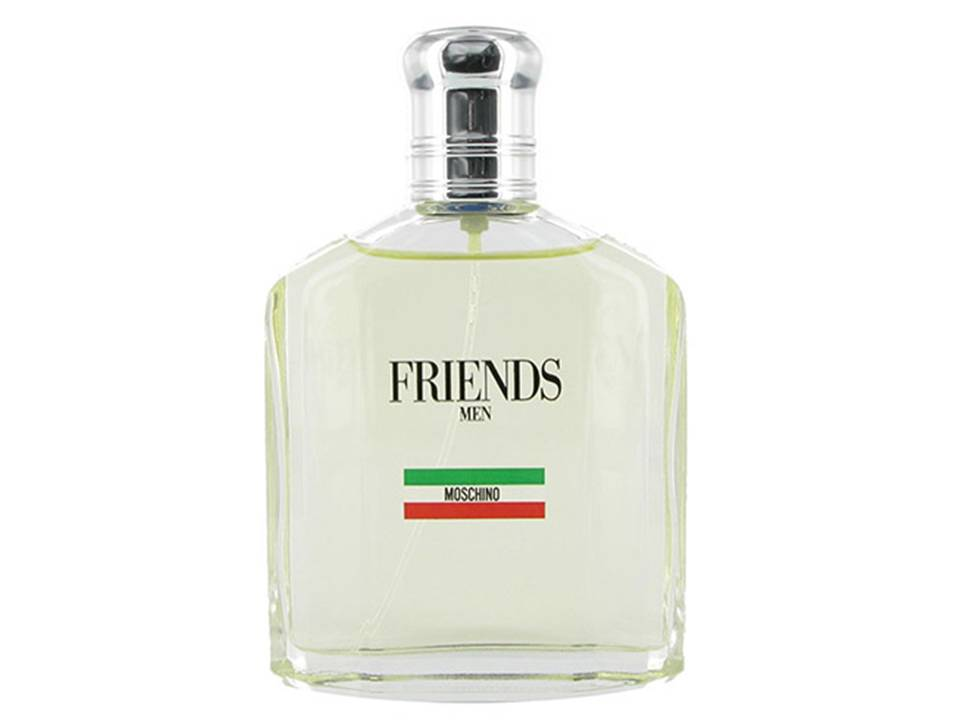 Friends Uomo by Moschino  EDT NO BOX  125 ML.