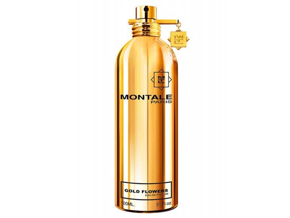 Gold Flowers Donna by Montale Eau de Parfum NO TESTER 100 ML.