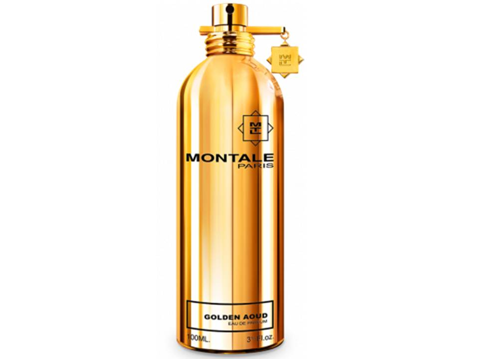 Golden Aoud by Montale Eau de Parfum NO TESTER 100 ML.