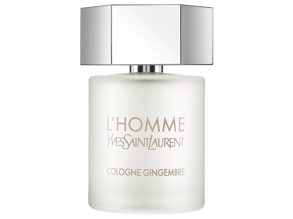 L'Homme Cologne Gingembre by YSL EAU DE TOILETTE NO BOX 100 ML.