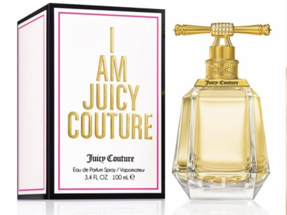 I Am Juicy Couture Donna Eau de Parfum TESTER 100 ML.