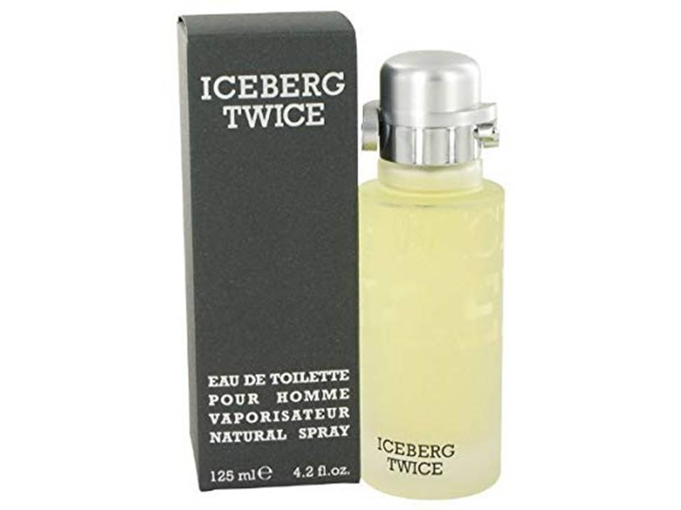 Twice Pour Homme by Iceberg EDT NO TESTER 125 ML.