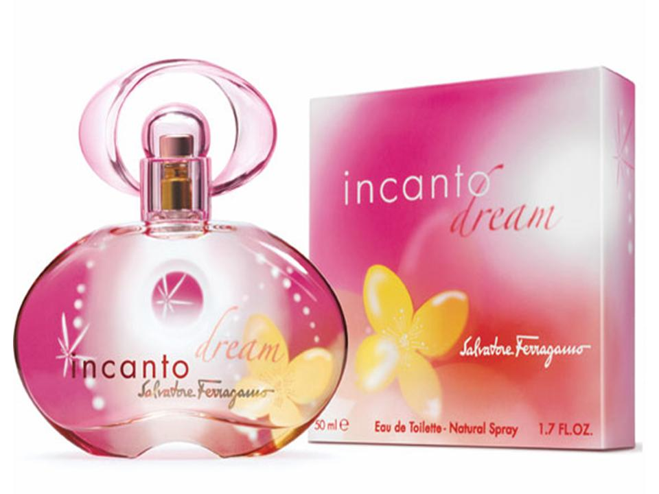 Incanto Dream Donna by Salvatore Ferragamo EDT NO BOX 100 ML.