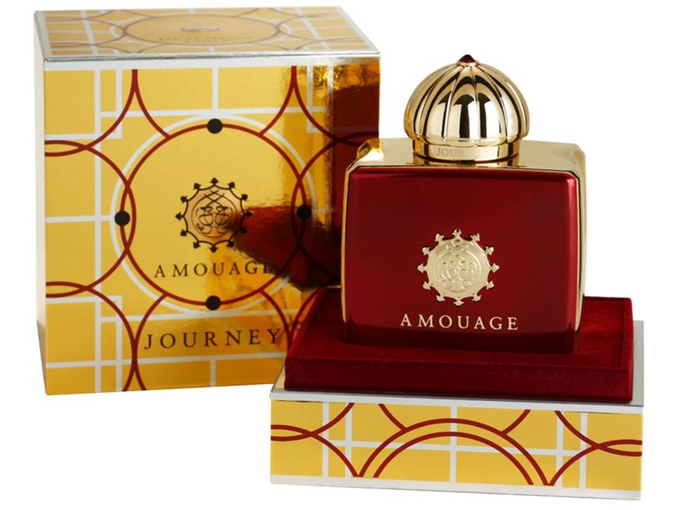 Journey Woman by Amouage Eau de Parfum NO TESTER 100 ML.