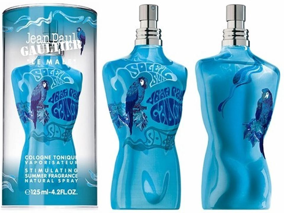 Le Male Uomo Summer 2009 by Jean Paul Gaultier TESTER 125 ML.