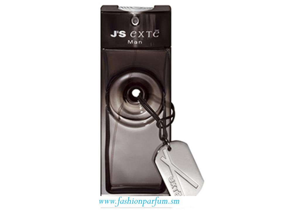 J`S Exte Uomo by  Exte EDT TESTER 75 ML.