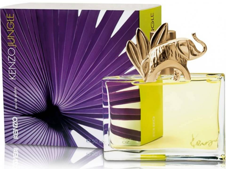 Kenzo   Jungle L'Elephant Donna by Kenzo EDP TESTER 100 ML.
