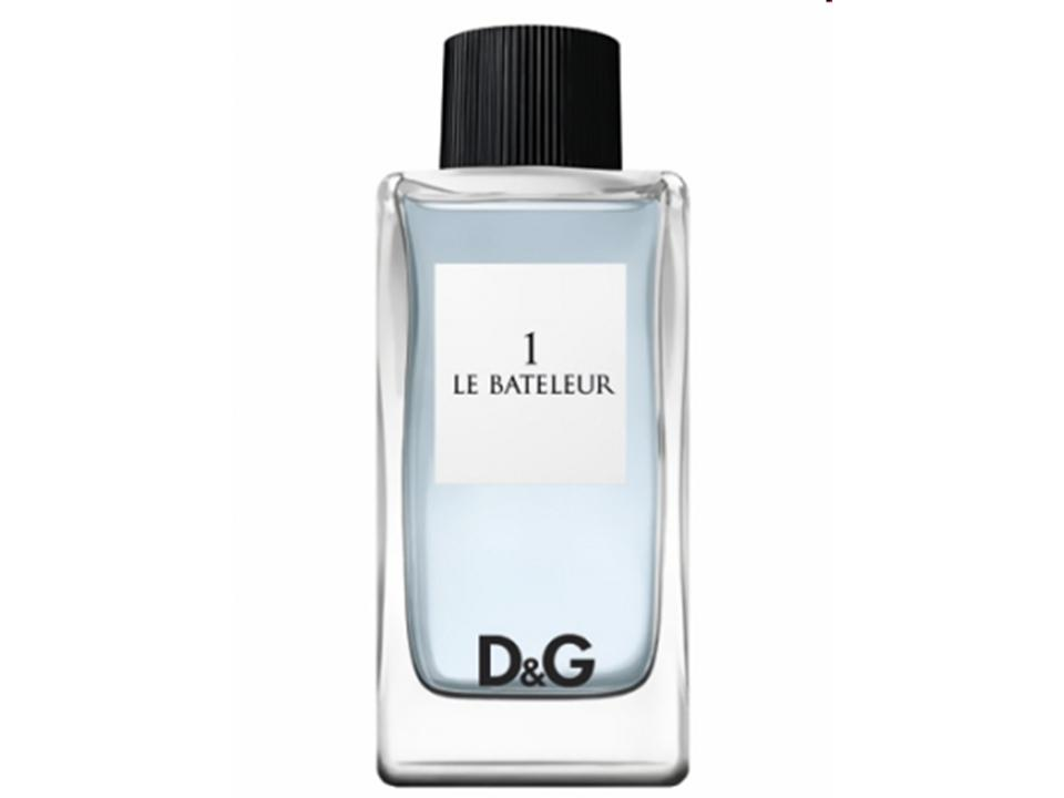 01 - Le Bateleur for men by D&G EDT  NO TESTER 100 ML.