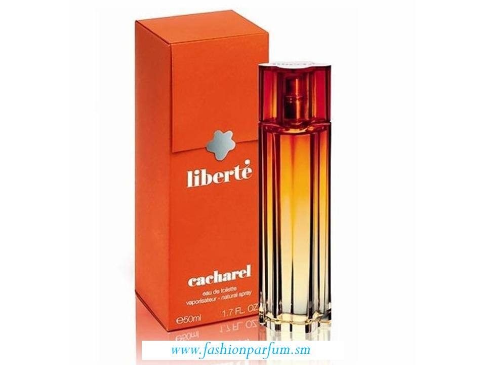 Liberte Donna by Cacharel EDT NO TESTER 30 ML.
