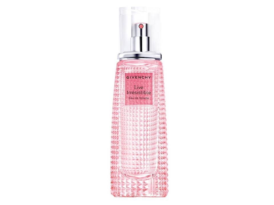 Live Irresistible Eau  de Toilette by Givenchy TESTER 75 ML.