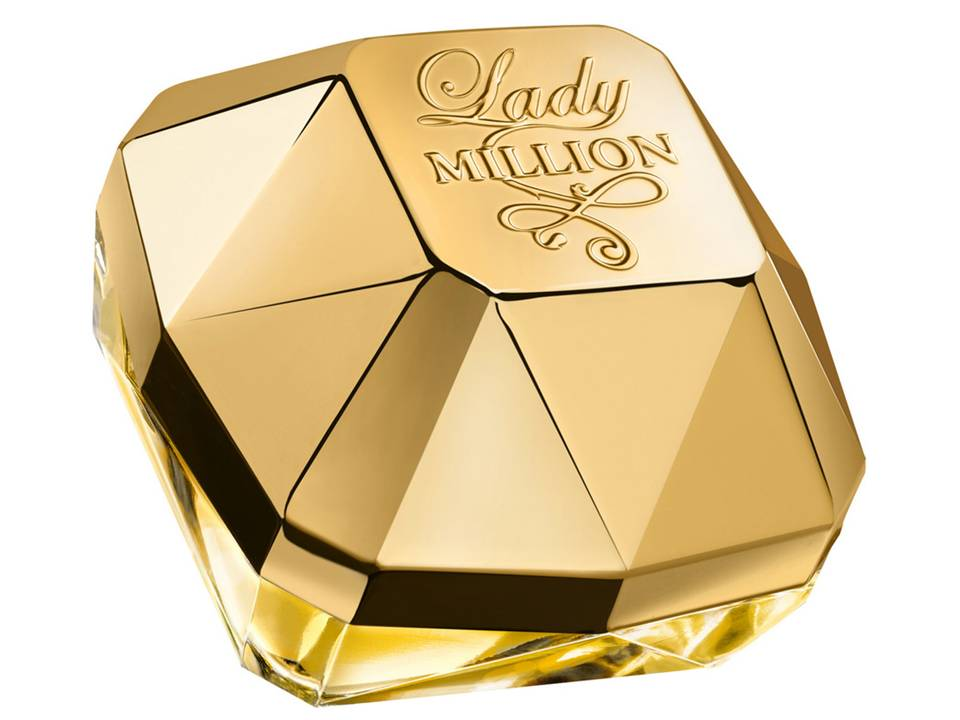 Lady Million by Paco Rabanne EDP NO TESTER 50 ML.