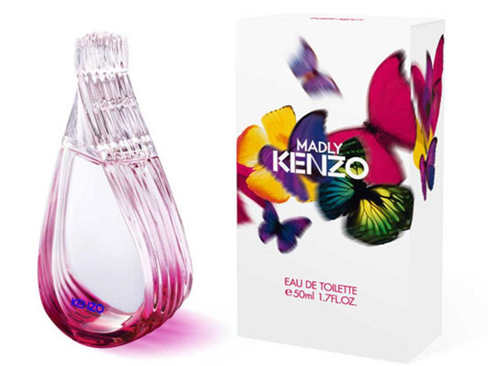 Madly  Kenzo! Donna by Kenzo Eau de Toilette TESTER 80 ML.