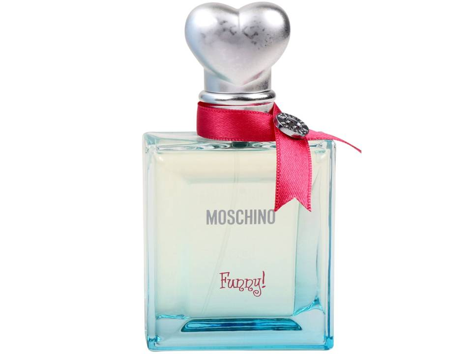 Moschino Funny!  Donna by Moschino EDT  NO TESTER 100 ML.