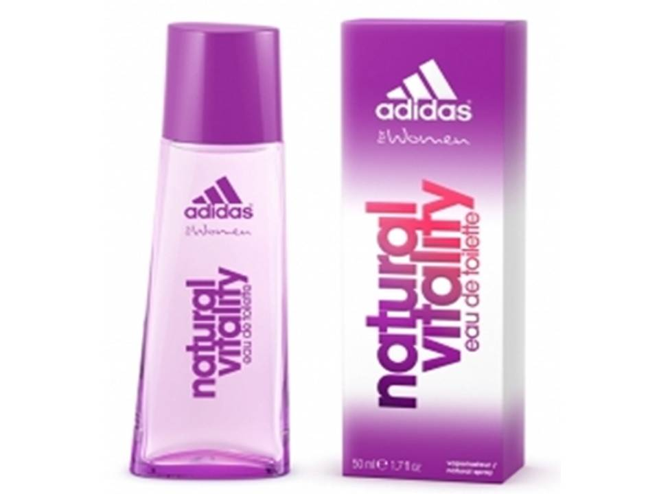Natural Vitality Donna by Adidas EDT NO BOX 30 ML.